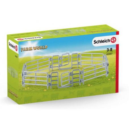 Schleich 42487 Corral Fence