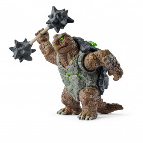 Schleich 42496 Tortue blindee avec arme