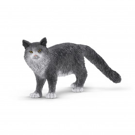 Schleich 13893 Maine Coon Cat