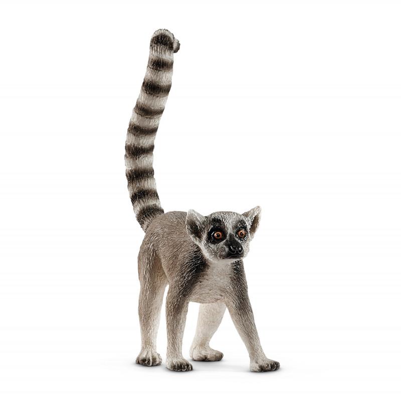 Schleich 14827 Ring tailed lemur