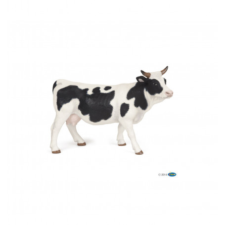 Papo 51148 Black and white cow