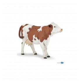 Papo 51165 Vache montbéliarde