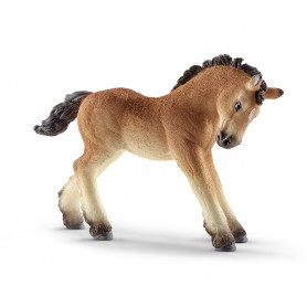 Schleich 13779 Ardennes foal