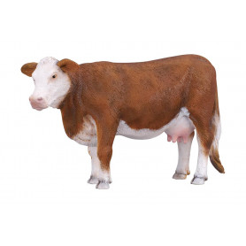 Collecta 88235 Hereford Cow