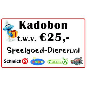 Schleich Kadobon € 25,00