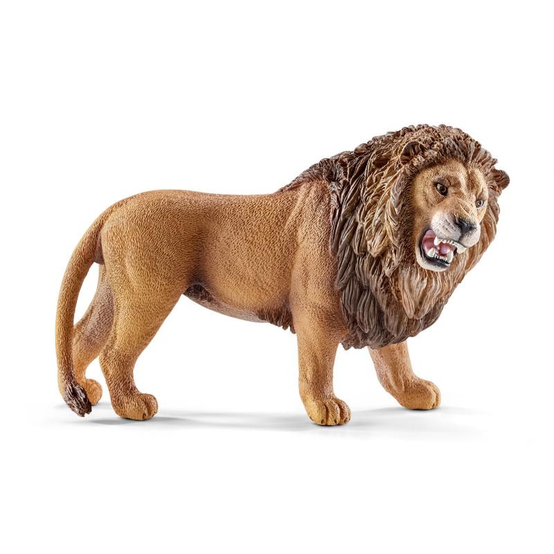 Schleich 14726 Lion, roaring