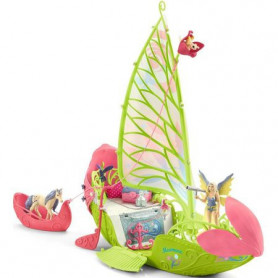 Schleich 42444 Sera's magical flower boat