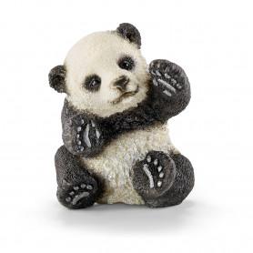 Schleich 14734 Jonge panda spelend