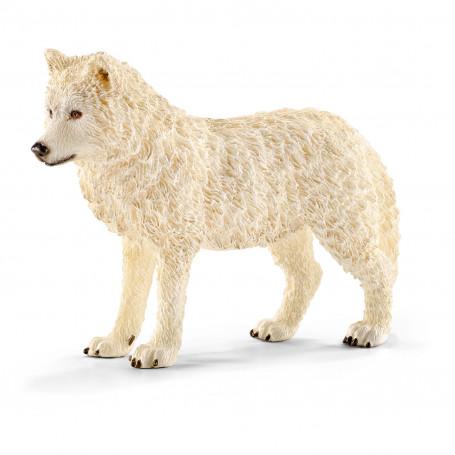 Schleich 14742 Pool wolf