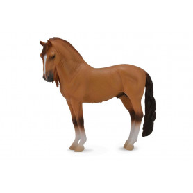 Collecta 88701 Campolina Stallion (Red Dun)