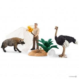 Schleich 42504 Vangen van de Hyena