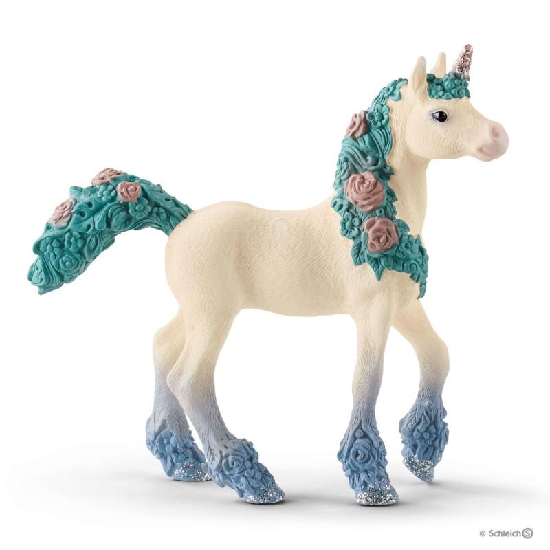 Schleich 70591 Flower Unicorn Foal