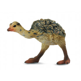 Collecta 88461 Ostrich Chieck walking