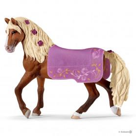 Schleich 42468 Paso Fino stallion horse show