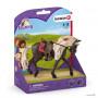 Schleich 42469 Rocky Mountain merrie paardenshow