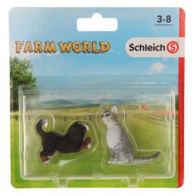 Schleich 87392 Farm Life 2 pack