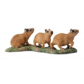 Collecta 88541 Capybara Babies