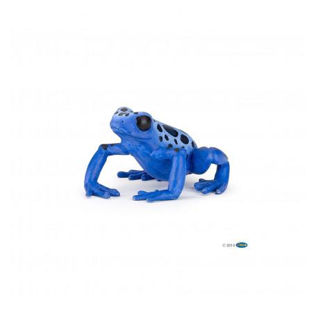 Papo 50175 quatorial blue frog