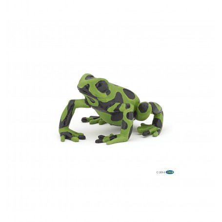 Papo 50176 Equatorial green frog