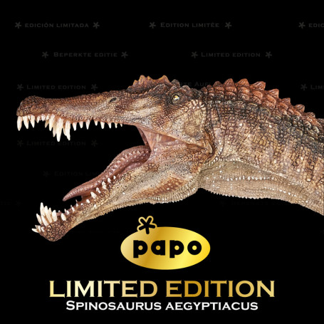 Papo 55077 Spinosaurus Aegyptiacus Limited Edition