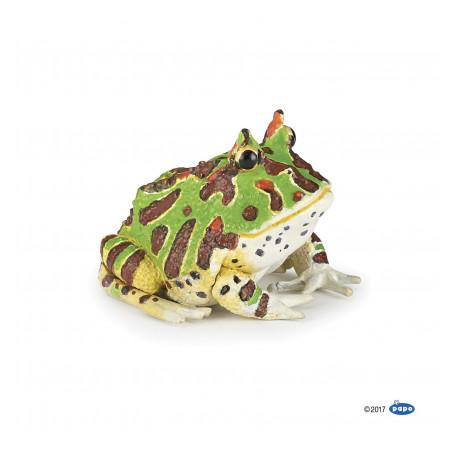 Papo 50220 Hornfrosch (Schmuckhornfrosch)