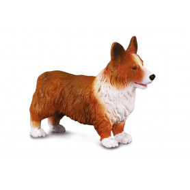 Collecta 88082 Walisischer Zwerghund (Welsh Corgi)