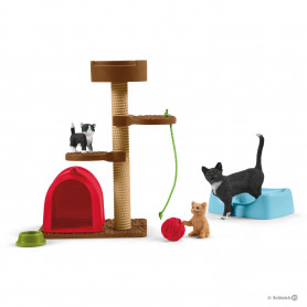 Schleich 42501 Fun for cute cats