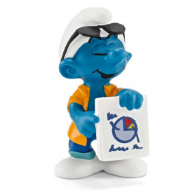 Schleich 20773 Marketing Smurf