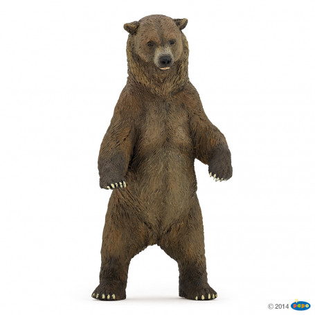 Papo 50153 Grizzly Bear