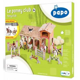 Papo 80313 Ponyclub set