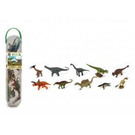 Collecta 89102 Set de 10 Dinosaures