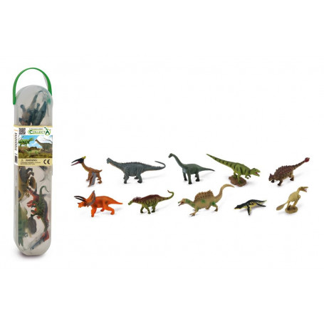 Collecta 89102 Set of 10 Dinosaurs