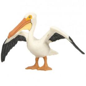 Safari 241829 White pelican with Fish