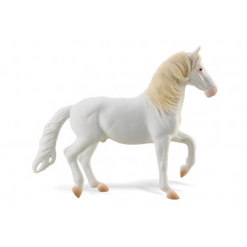 Collecta 88876 Camarillo Paard Wit
