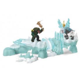 Schleich 42497 Attaque de la forteresse de glace