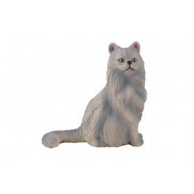 Collecta 88329 Persian Cat Sitting