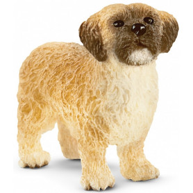 Schleich 13931 Shih Tzu en Maltese kruising (User Voted Animal 2020)