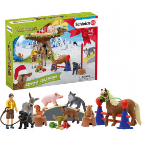Schleich 98063 Advent Calendar Farm World 2020