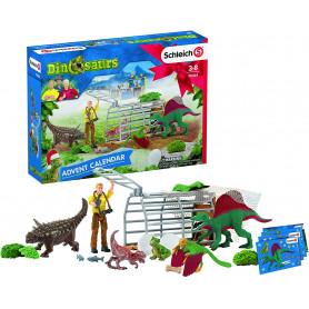 Schleich 98064 Advent Calendar Dinosaurs 2020