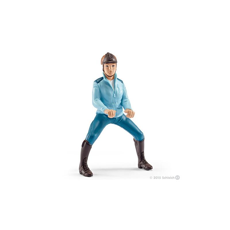 Schleich 42163 Tournament rider, turquoise