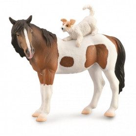 Collecta 88891 Mare & Terrier