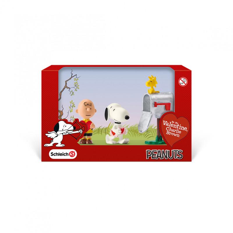 Schleich 22033 Snoopy Scenery Pack Valentijn