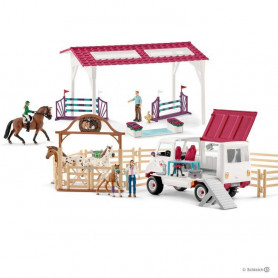 Schleich 72140 Fitness check for the Big Tournament (Special)