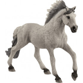Schleich 13915 Sorraia Mustang hengst