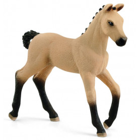 Schleich 13929 Hanoverian foal, dun