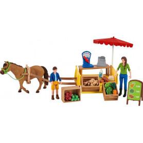 Schleich 42528 Etal Mobile de la ferme