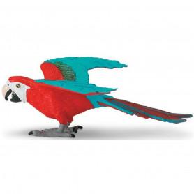 Safari 263929 Green-winged Macaw