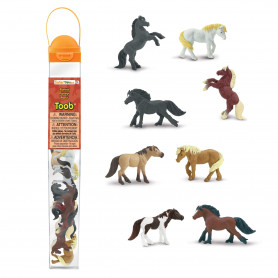 Safari 681104 Mini Pony / Paarden Set