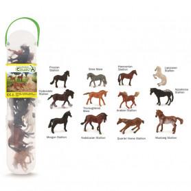 CollectA A1109 Mini Paarden Set (12 stuks)