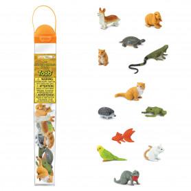 Safari 681504 Mini Huisdieren Set